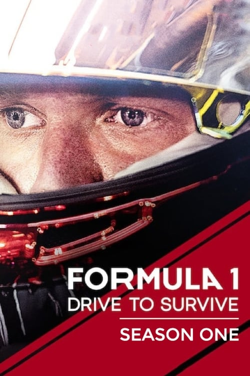 Cover of the Season 1 of Formula 1: Drive to Survive