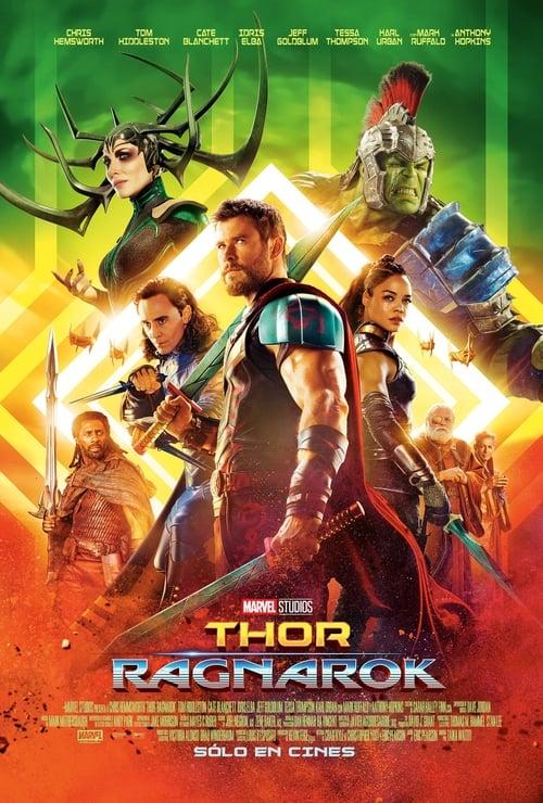 Thor: Ragnarok (2017) Repelisplus Ver Ahora Películas Online Gratis Completas en Español y Latino HD