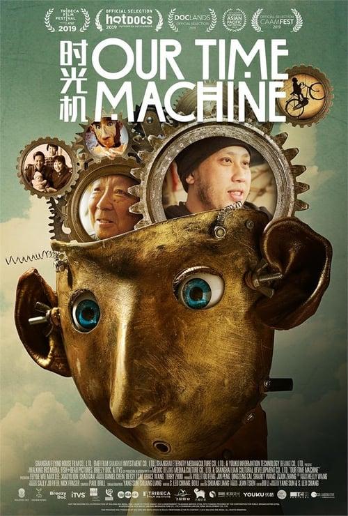 Our Time Machine (2019) PelículA CompletA 1080p en LATINO espanol Latino