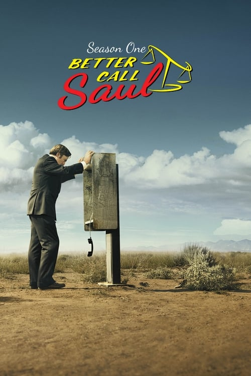 Cover of the Season 1 of Better Call Saul