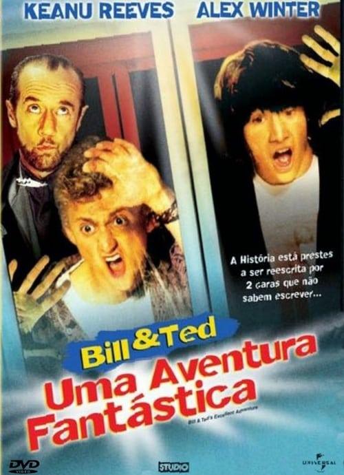 Bill & Ted - Uma Aventura Fantástica (1989) PelículA CompletA 1080p en LATINO espanol Latino