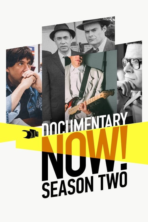 Cover of the Season 2 of Documentary Now!