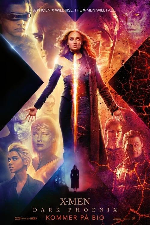Poster för X-Men: Dark Phoenix - Banner