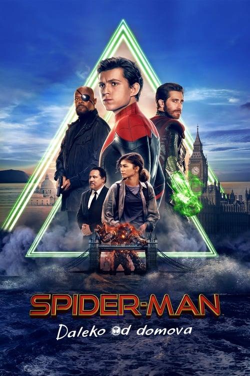 spider man daleko od domova