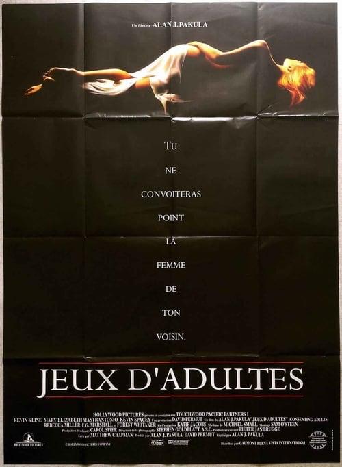 Jeux d'adultes (1992) Film complet HD Anglais Sous-titre
