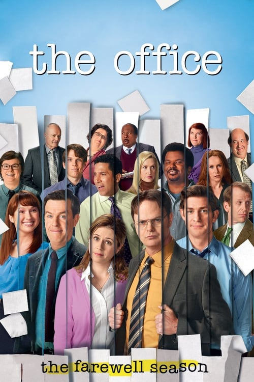 Cover of the Season 9 of The Office