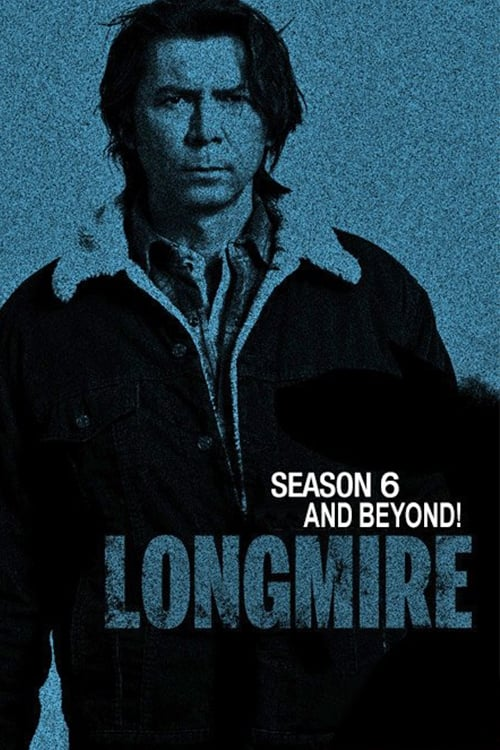 Cover of the Season 6 of Longmire