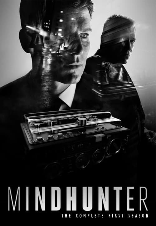 Cover of the Season 1 of Mindhunter