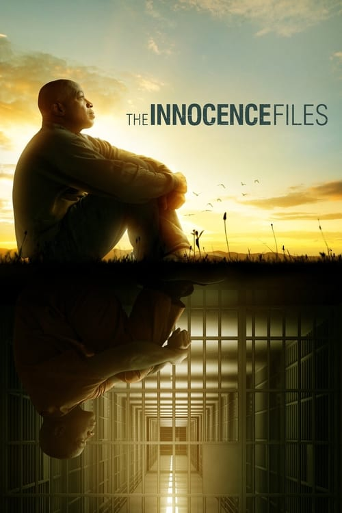 Cover of the Season 1 of The Innocence Files