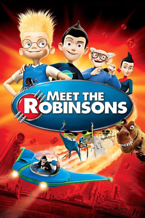 Tajomstvo Robinsonovcov