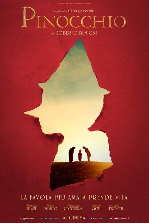 Pinocchio (2019) Repelisplus Ver Ahora Películas Online Gratis Completas en Español y Latino HD