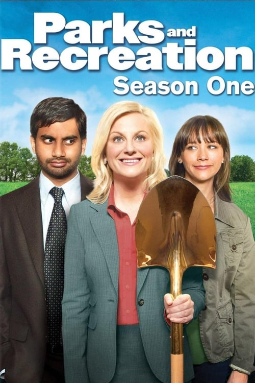 Cover of the Season 1 of Parks and Recreation
