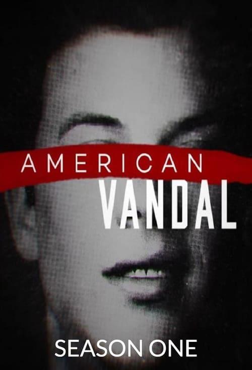 Cover of the Season 1 of American Vandal