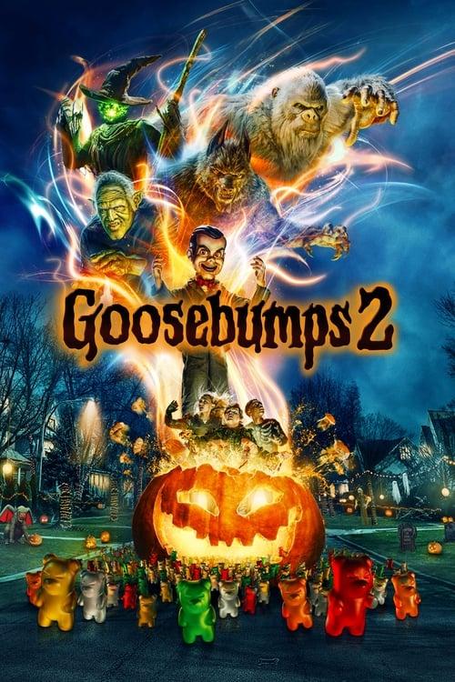 watch Goosebumps 2: Haunted Halloween full movie online stream free HD