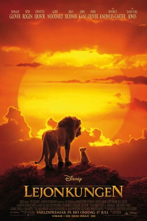 Poster för Lejonkungen
