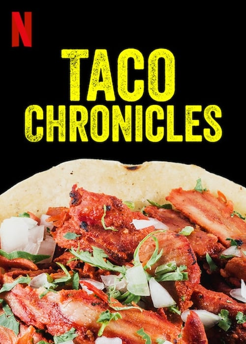 Cover of the Season 1 of Taco Chronicles