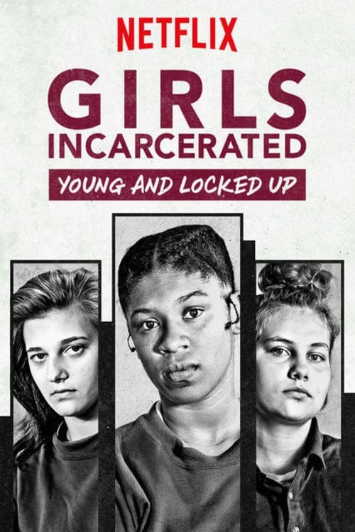 Cover of the Season 1 of Girls Incarcerated