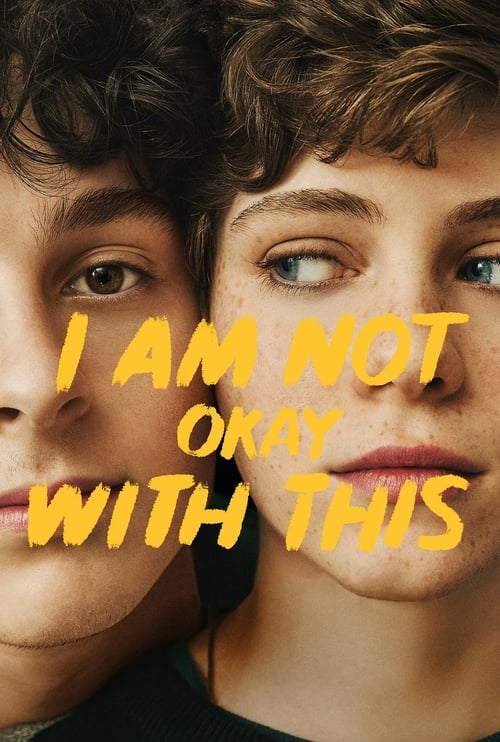 Cover of the Season 1 of I Am Not Okay with This