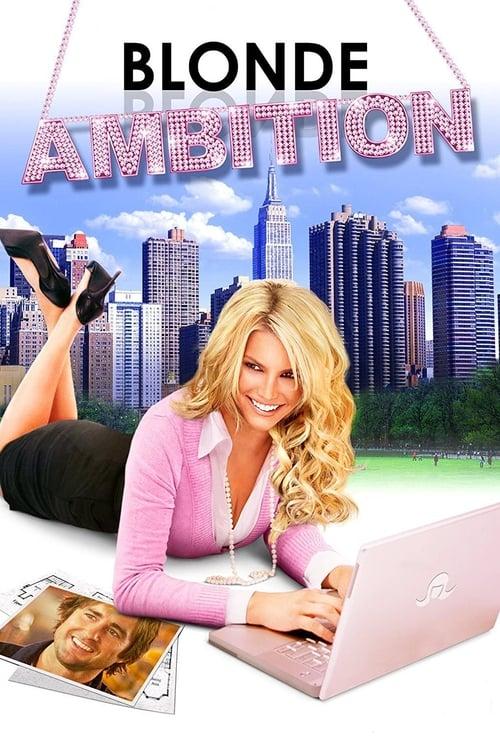 Ambiciózna blondínka