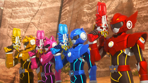 Miniforce: New Heroes Rise (2016) Watch Full Movie Streaming Online