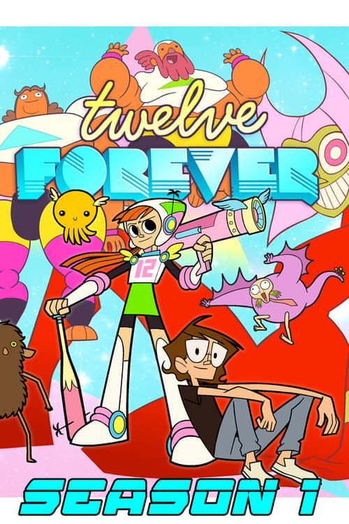 Cover of the Season 1 of Twelve Forever