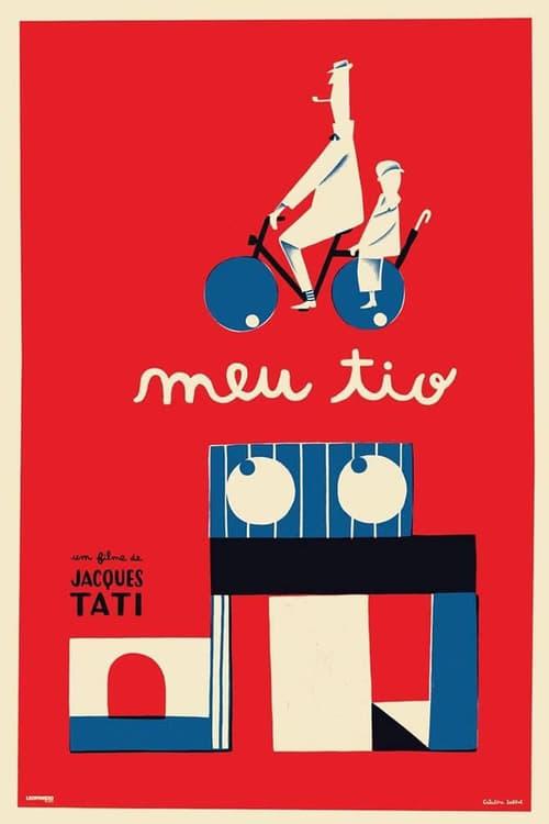 Assistir O Meu Tio (1958) filme completo dublado online em Portuguese