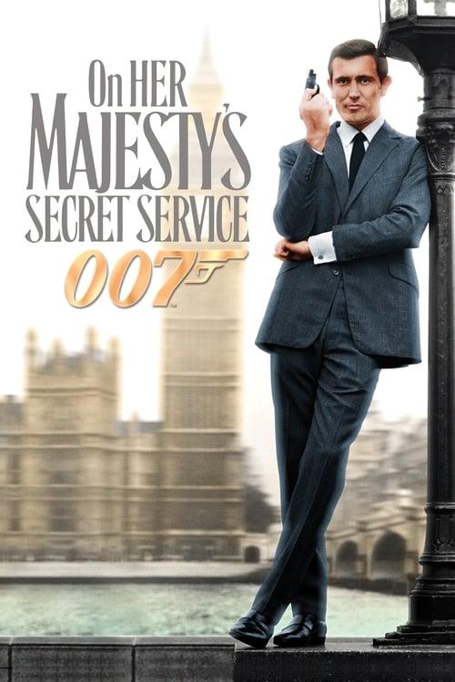 James Bond: V tajnej službe Jej veličenstva