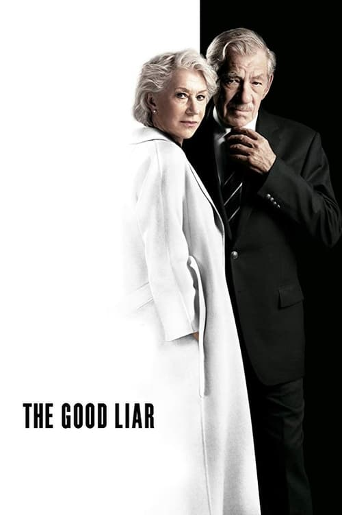 The Good Liar movie poster