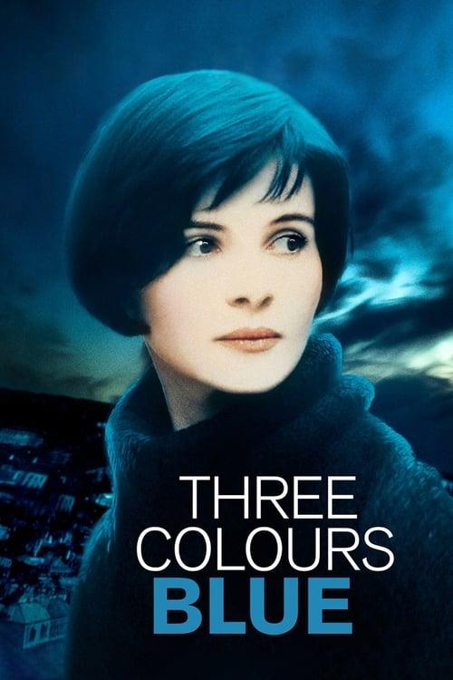 Tri farby: Modrá