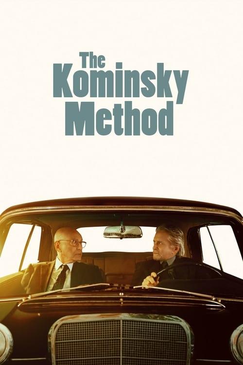 Cover of the Season 2 of The Kominsky Method