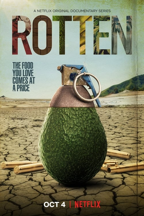 Cover of the Season 2 of Rotten