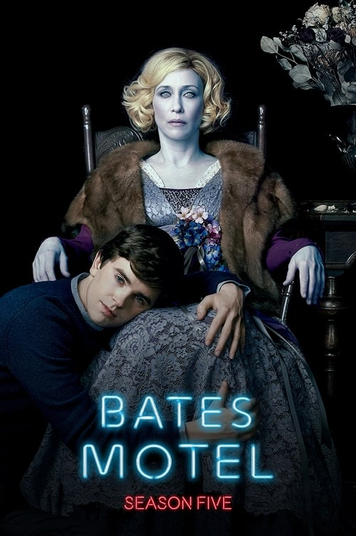 Cover of the Season 5 of Bates Motel
