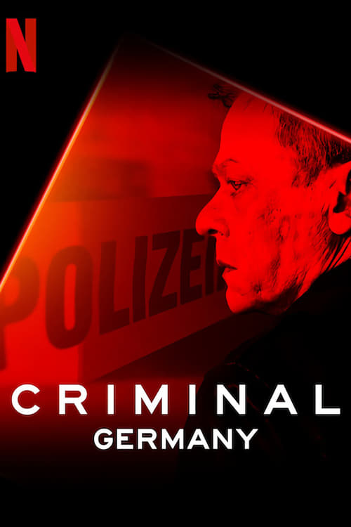 Cover of the Season 1 of Criminal: Germany