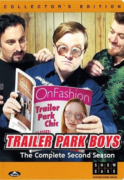 Cover of the Season 2 of Trailer Park Boys