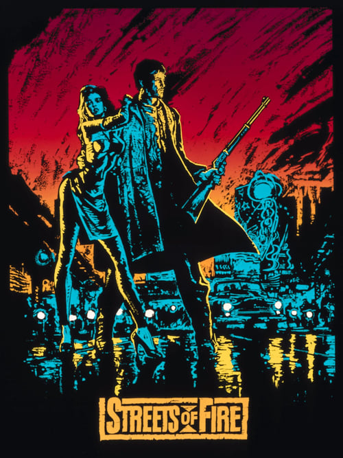 Streets of Fire (1984) Poster