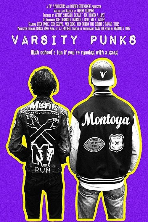 watch Varsity Punks full movie online stream free HD