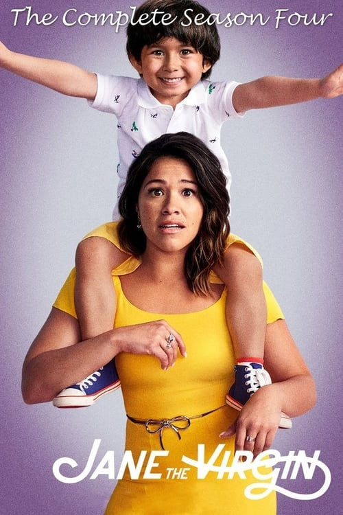 Cover of the Season 4 of Jane the Virgin