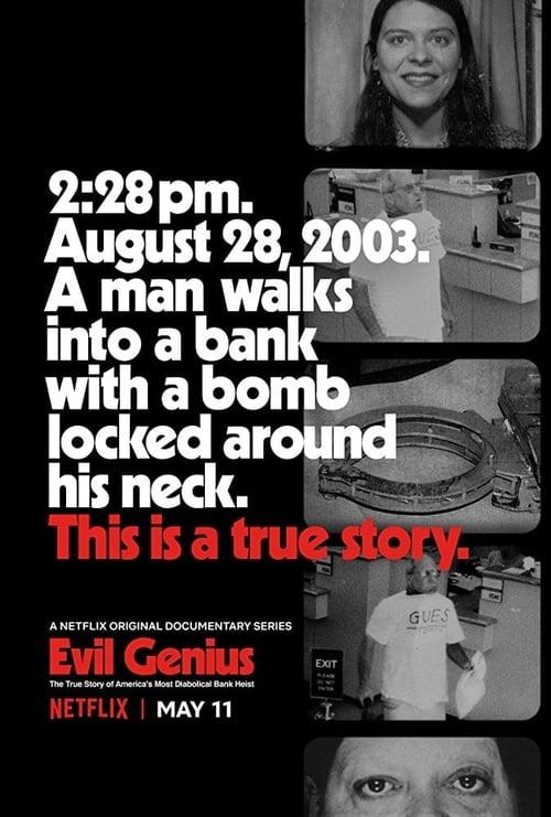 Cover of the Season 1 of Evil Genius