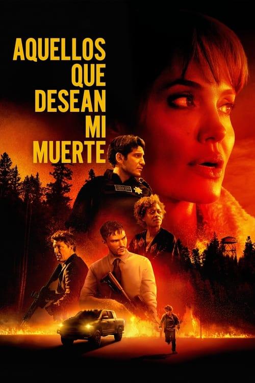 Aquellos que desean mi muerte (2021) Repelisplus Ver Ahora Películas Online Gratis Completas en Español y Latino HD
