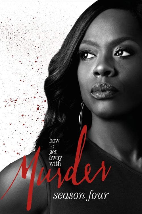 Cover of the Season 4 of How to Get Away with Murder