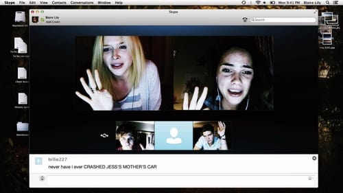 Unfriended (2015) Watch Full Movie Streaming Online