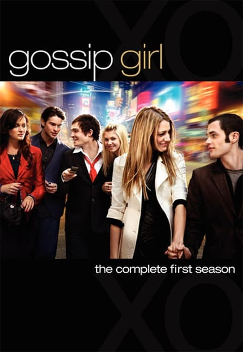 Cover of the Season 1 of Gossip Girl