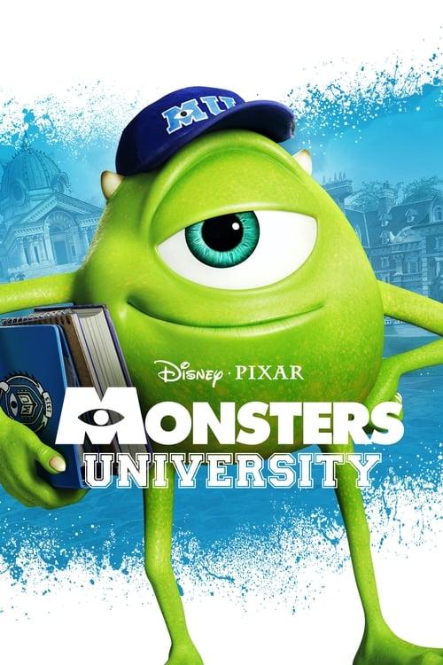Monsters University (2013) Watch Full Movie Streaming Online