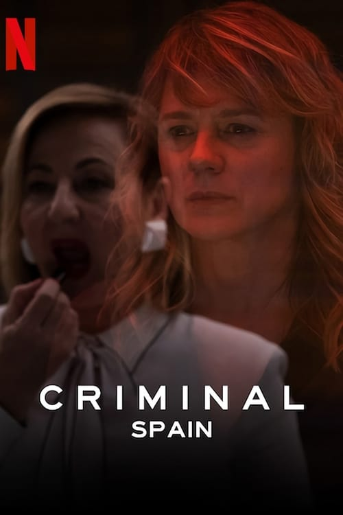 Cover of the Season 1 of Criminal: Spain