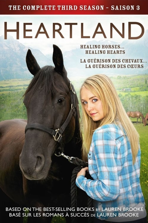 Cover of the Season 3 of Heartland