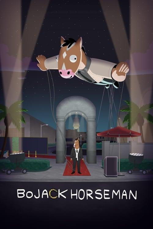 Cover of the Season 5 of BoJack Horseman