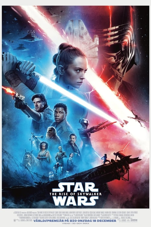Poster för Star Wars: The Rise of Skywalker