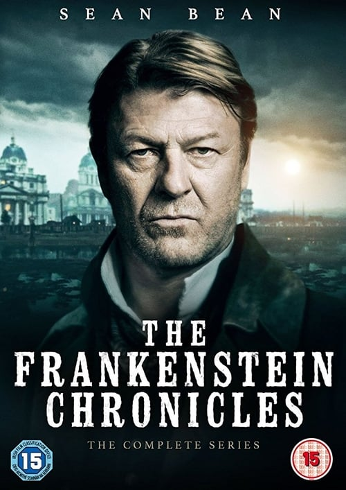 Cover of the Season 2 of The Frankenstein Chronicles