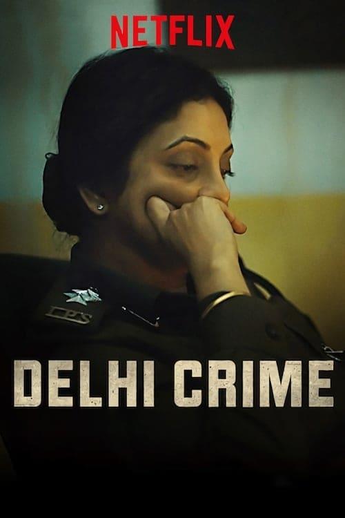 Cover of the Season 1 of Delhi Crime
