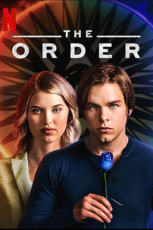 Cover of the Season 2 of The Order